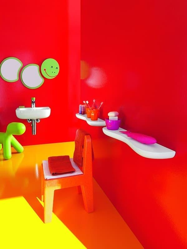 Baño De Una Guarderia:Florakids: cuarto de baño para los más pequeños de la casa