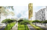 Propuesta urbanística para Tirana (Albania)