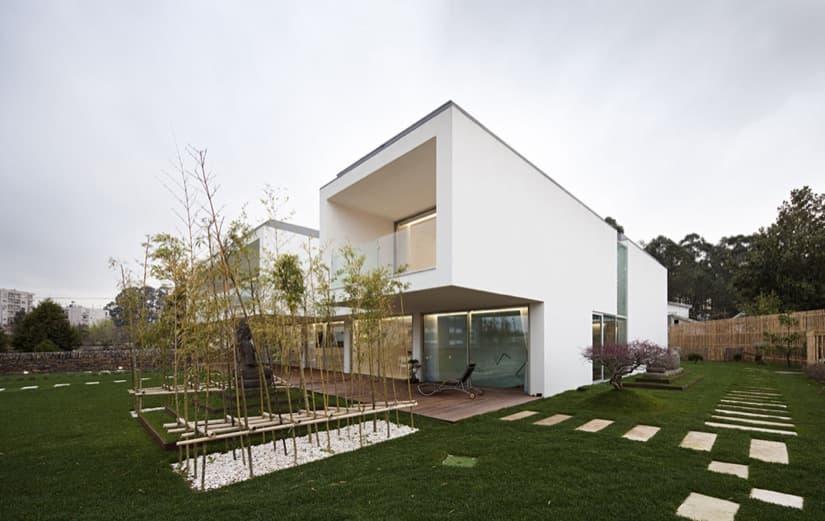 Mario rocha house casa en valongo portugal con piscina - Maison ribatejo y atelier nuno lacerda lopes ...