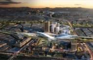Plan urbanístico + Estación Ferrocarril en Los Ángeles