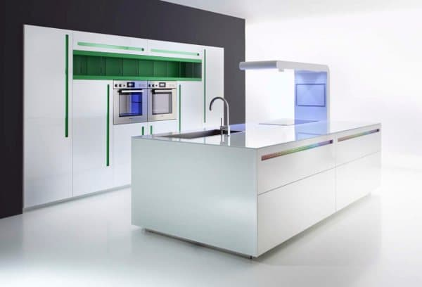 Suprema: una moderna cocina, de Moka