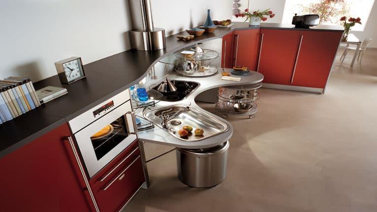Skuline lab muebles de cocina para personas en sillas de for Muebles de cocina con ruedas