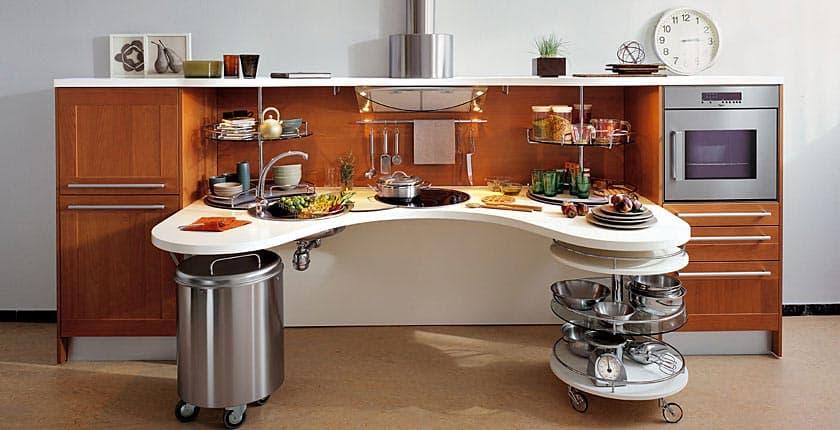 Skuline lab muebles de cocina para personas en sillas de ruedas - Cucine per disabili ...