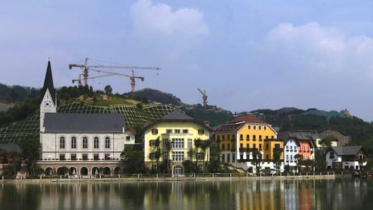 copia-Hallstatt-en-China-vista desde el agua