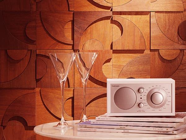Madera para decorar de mosarte arquigeek for Paneles madera paredes interiores