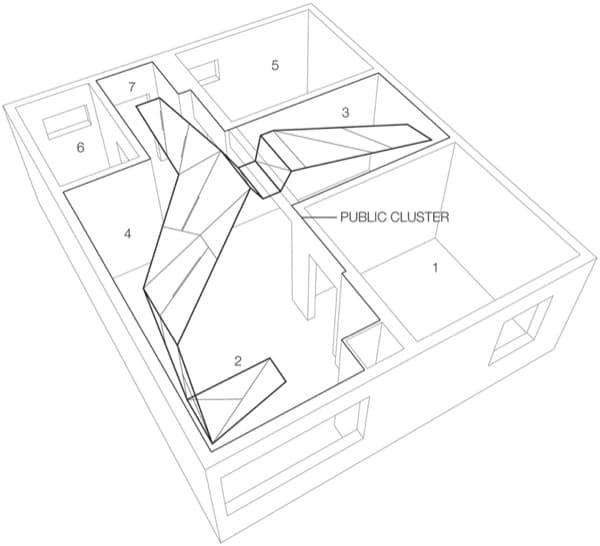 axonometria-House_Wing-apartamento-blanco-minimalista