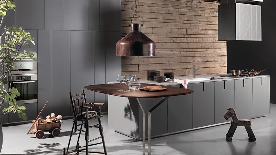 Muebles De Cocina Italianos. Los Lderes Italianos Del Mueble De ...