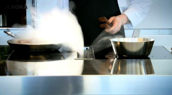 Extractor De Baño No Funciona:BORA: extractores de aire en las placas de cocinar
