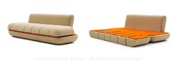 Dinamic-Life-sofa convertible en cama