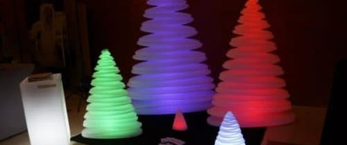 lamparas_de_pie-Chrismy-con LED colores