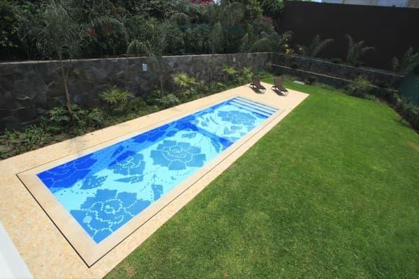piscina-desbordante-Casa Casuarinas-vista aérea