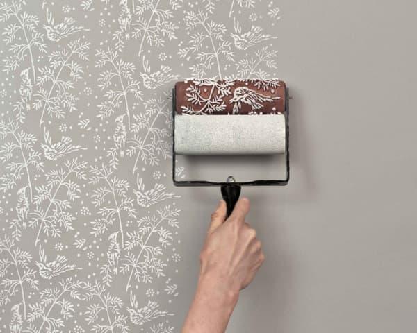 rodillo pintar paredes con textura