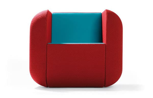sillon-moderno-Apps-rojo