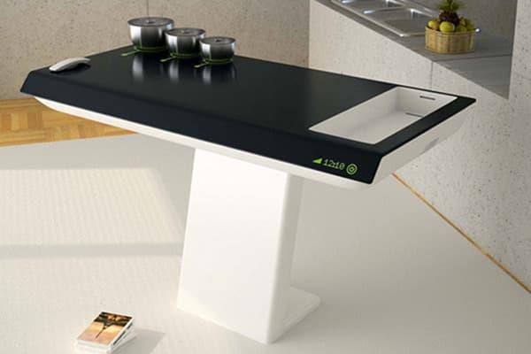Extractor De Baño Future:Muebles para COCINA Integrales, compactas y tecnológicas