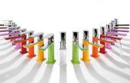 Loft Colors: grifería de colores