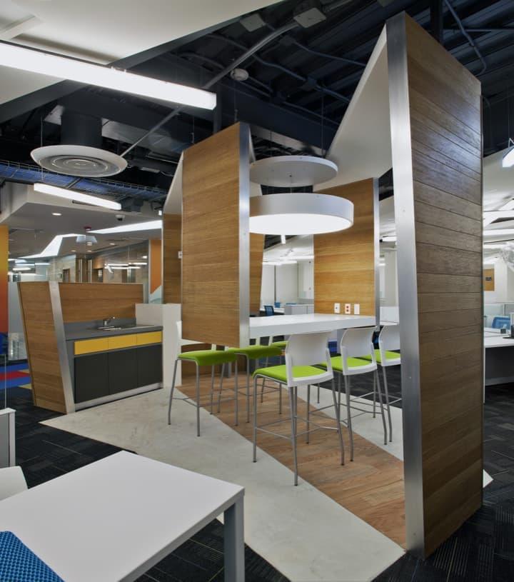 Decoraci n e interiorismo oficinas basf en ciudad de m xico for Interiorismo oficinas