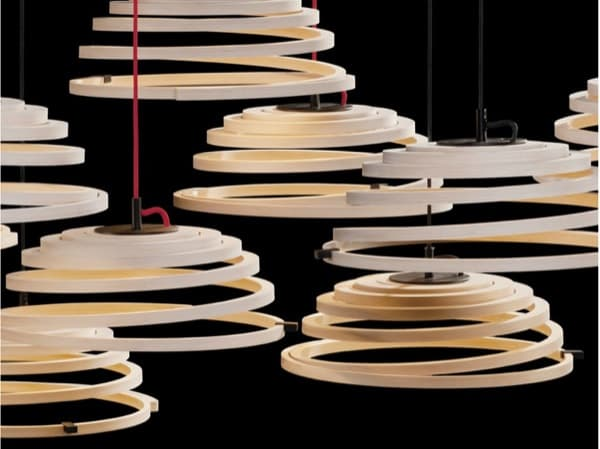 Aspiro 8000 lampara colgante de madera - Lamparas colgantes de madera ...