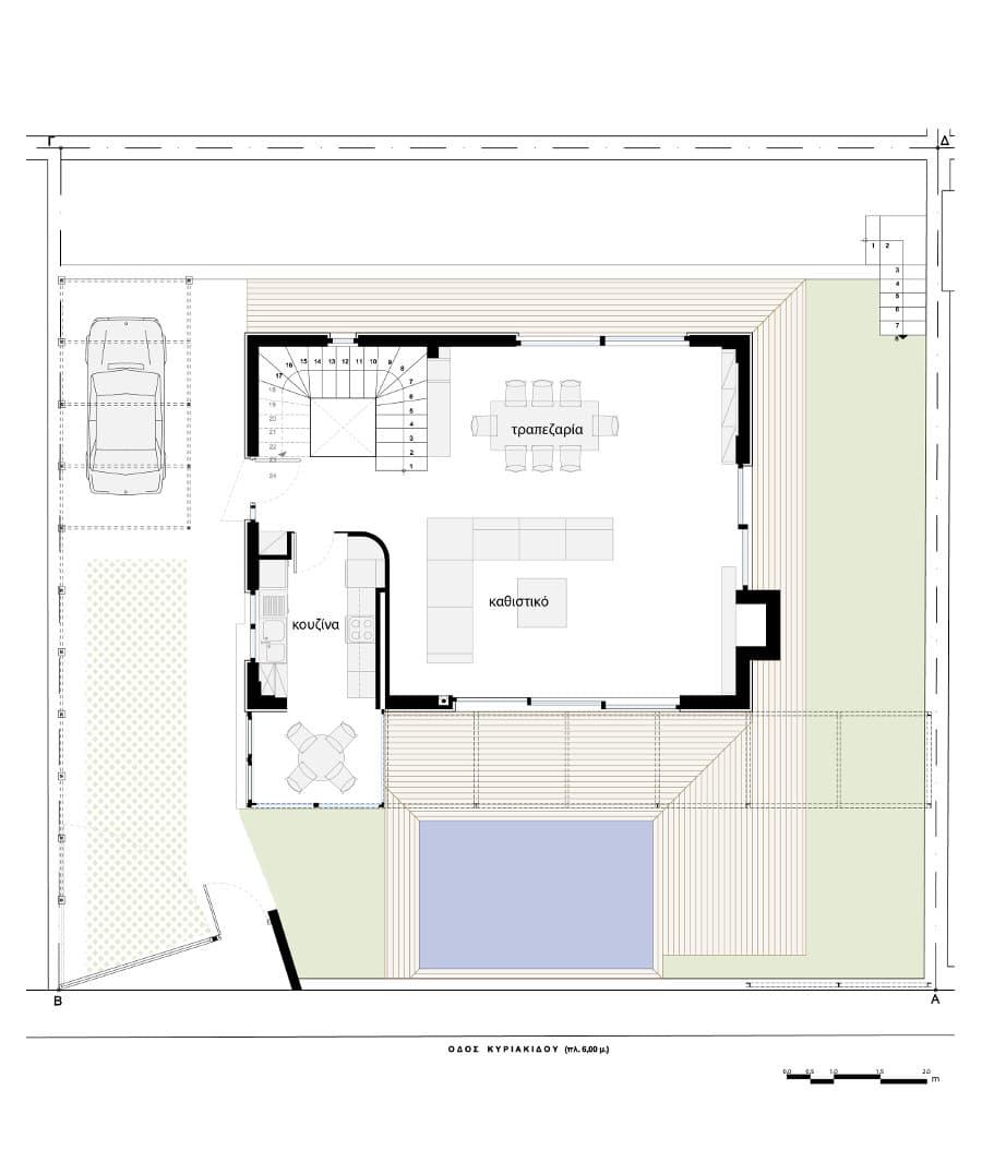 Baño Vestidor Arquitectura:Esta vivienda unifamiliar es un proyecto de los arquitectos de KLab