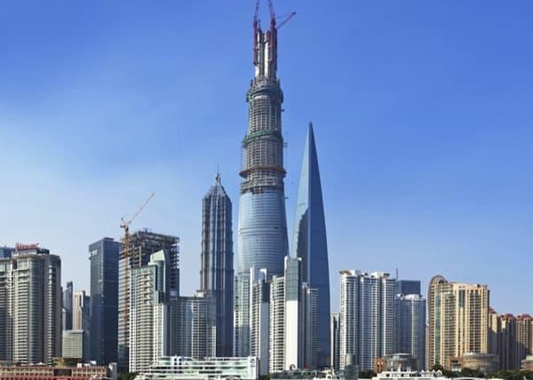 construccion-Torre-Shanghai