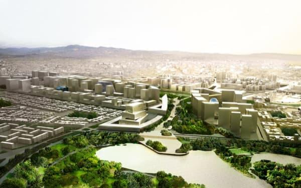 Plan-urbanistico-CAN-Bogota-vista-aerea