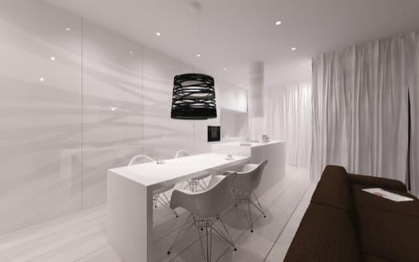 cocina-comedor-apartamento-estilo-escandinavo