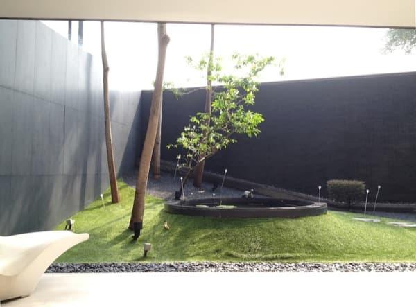 patio-sotano-Diamond-House