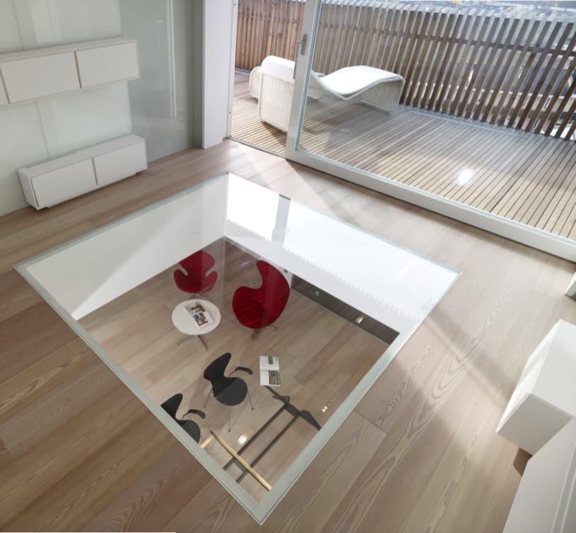 Casa pf un hogar fuera de lo com n for Detalle suelo tecnico