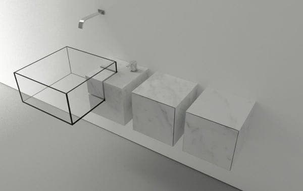 KUB-lavabo-minimalista-con-cajones