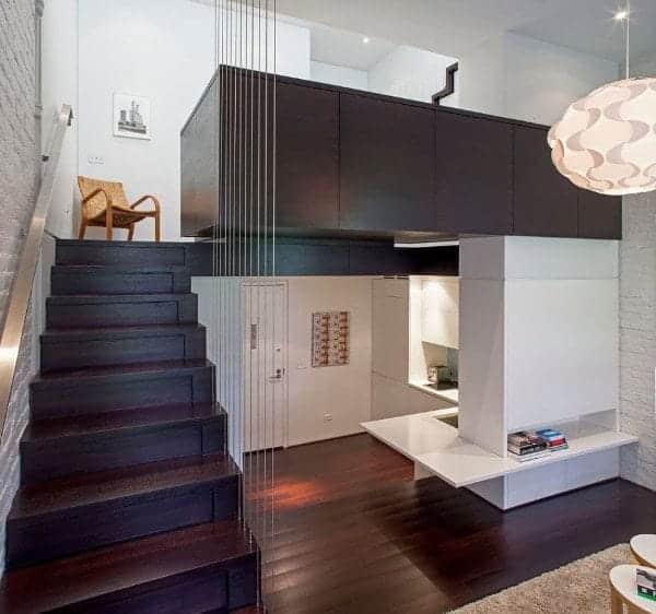 Micro-Loft-Manhattan apartamento reformado