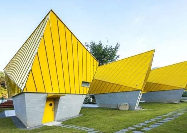 exterior-casas-Moai-Pension-Gapyeong