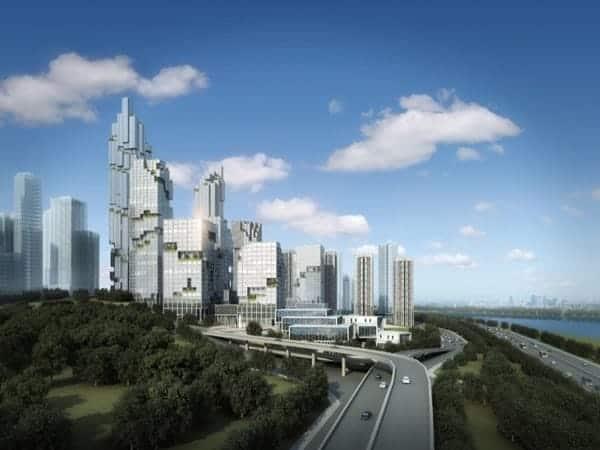 LXD gana concurso para el desarrollo de Chóngqing