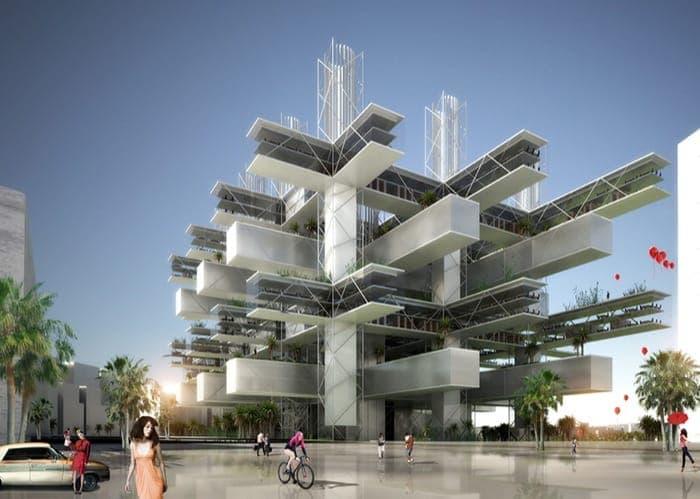 Centro Cultural para Taichung, de SANE Architecture
