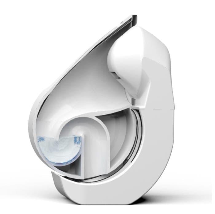 Iota innovador inodoro abatible for Que es inodoro