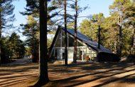 Lodge 2: Casa de campo en Hölick (Suecia)