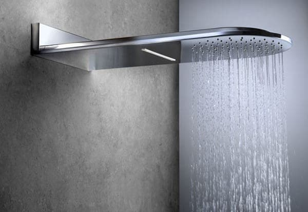 Dualshower rlc2 ducha con salida cascada y lluvia for Ducha cascada