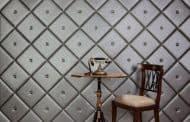 Decorar con azulejos que imitan el cuero