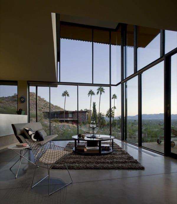 Residencia-Jarson-sala-doble-altura
