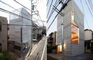Small House: casa en 4x4 metros en el barrio de Meguro (Tokio)