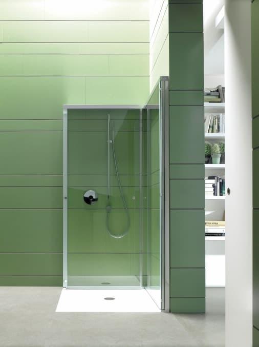 Mamparas Para Baño Villa Del Parque: de mampara de ducha ha sido creado por los diseñadores EOOS para