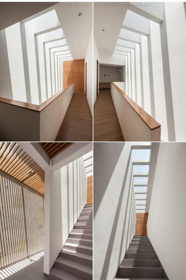escalera-Ming-House-casa-adosada