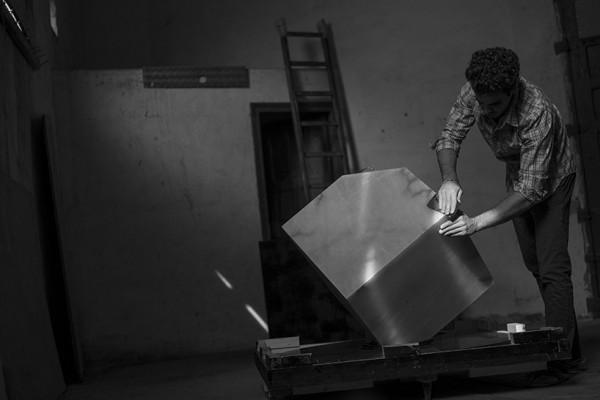 fabricando la mesa Cupídita