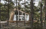 Lodge 1: casa de vacaciones en Suecia