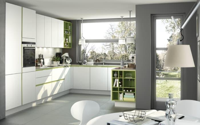 Muebles de cocina S3, de SieMatic