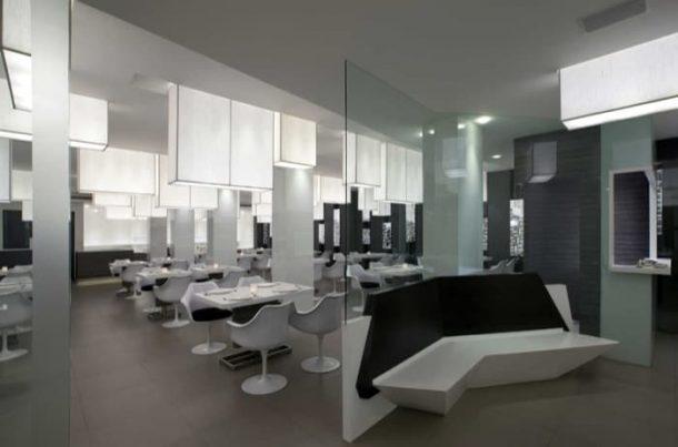 Decoraci n de interiores y fachada del restaurante mezban - Software decoracion interiores ...