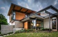 Residencia Barton Hills, de Parallel Architecture