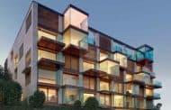 Lomocubes: bloque de apartamentos de lujo en Lugano