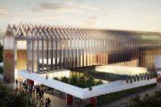 Pabellón de España para la Expo 2015, de b720