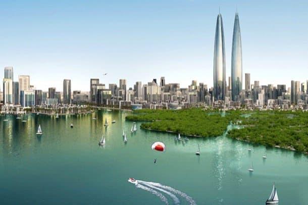 Torres-gemelas-Dubai