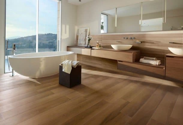 Pisos para ba os imitacion madera - Suelos para cuartos de bano ...