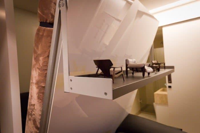 Apartamento con muebles convertibles studio brasilia 27 for Muebles convertibles